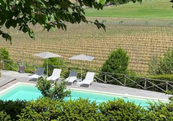 Villa Mercatello – Umbrië – Italië