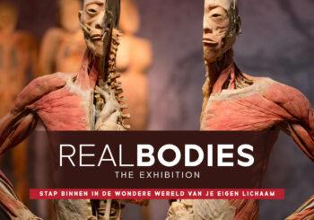 Real Bodies expositie